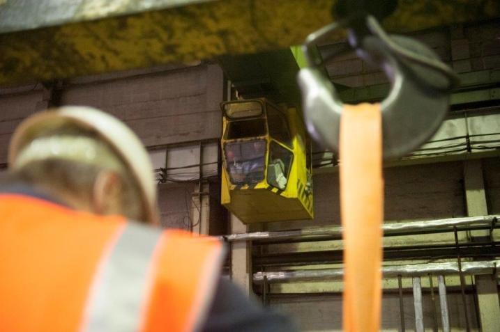 В Полевском выбирали лучшего машиниста мостового крана (фото) (фото) - фото 1