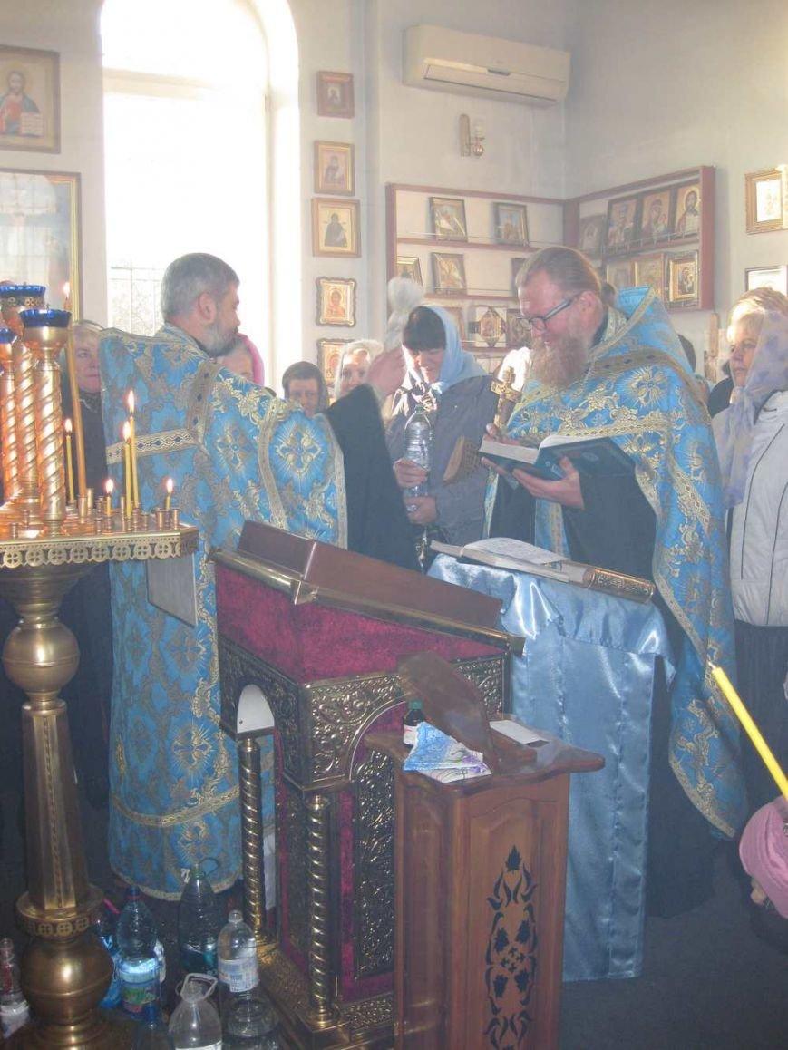 Престольный праздник храма г. Доброполья в честь иконы «Всех скорбящих радость» (ФОТО), фото-2