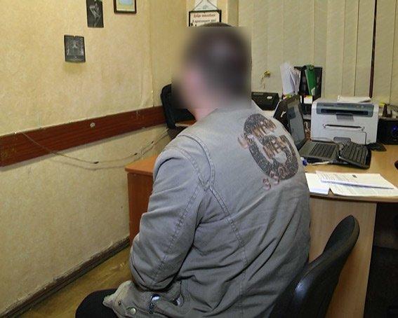 Харьковские правоохранители задержали убийцу застрелившего таксиста (ФОТО) (фото) - фото 1