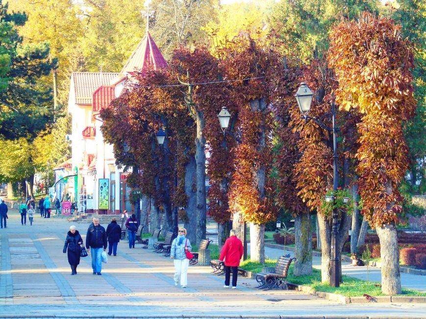На отдых в санатории Трускавца (фото) - фото 1