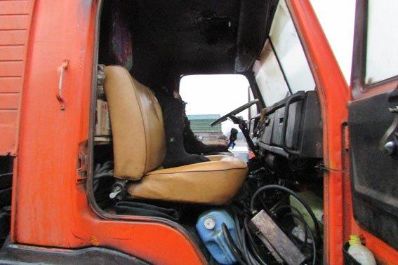 На Полтавщине водитель сгорел в салоне грузовика при таинственных обстоятельствах (ФОТО) (фото) - фото 1