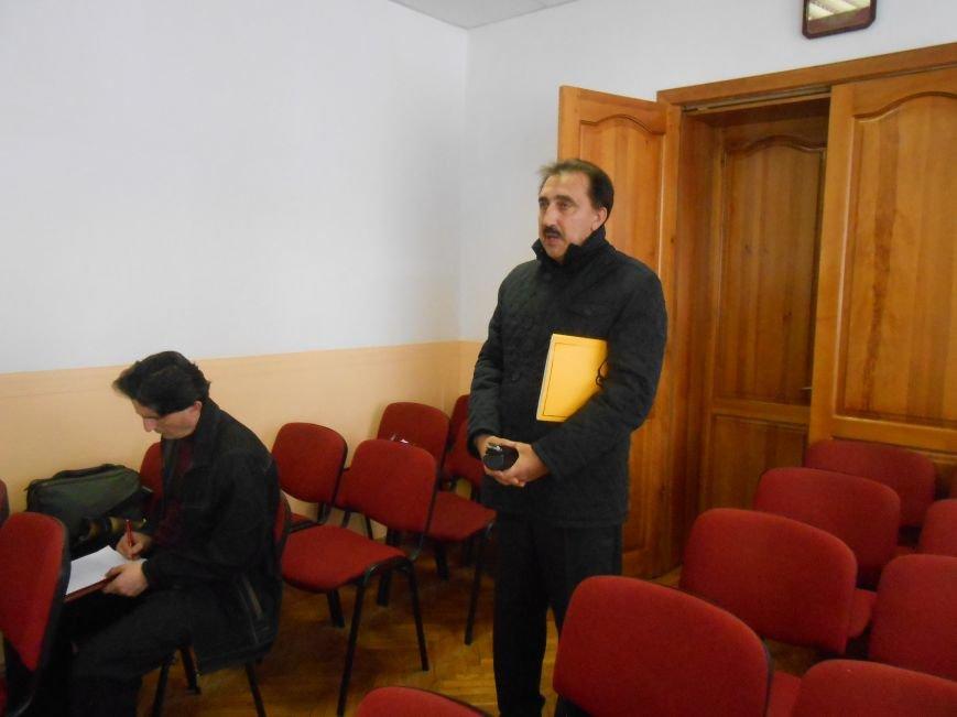 Как в Днепродзержинске прошел конкурс перевозчиков на маршруте№18 (фото) - фото 6