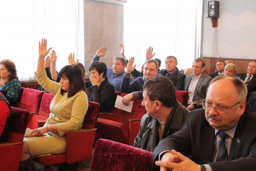 В Добропольском районном совете выбрали новых руководителей, фото-2