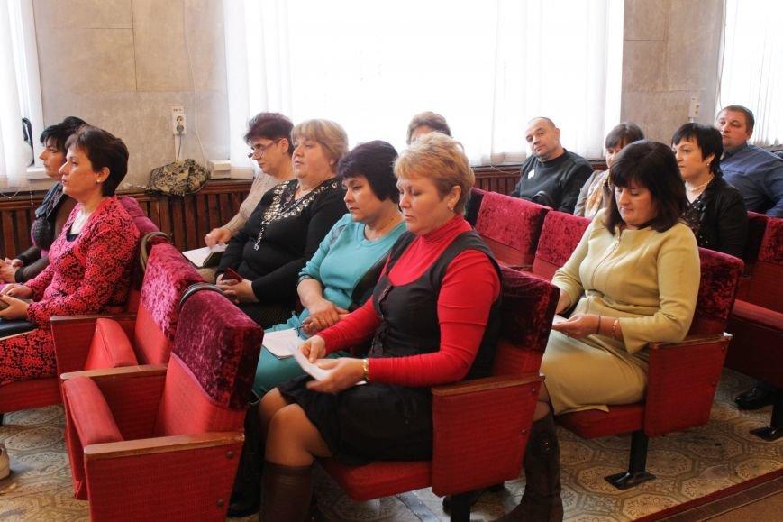 В Добропольском районном совете выбрали новых руководителей, фото-1