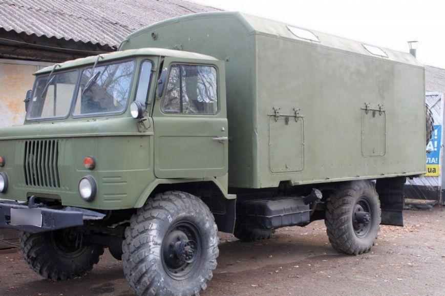 Николаевские волонтеры оборудовали прачечную на колесах для бойцов АТО (ФОТОФАКТ) (фото) - фото 1