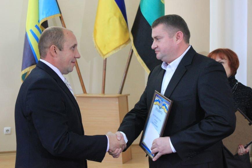 В Артемовском районном совете новый председатель  (ВИДЕО), фото-4