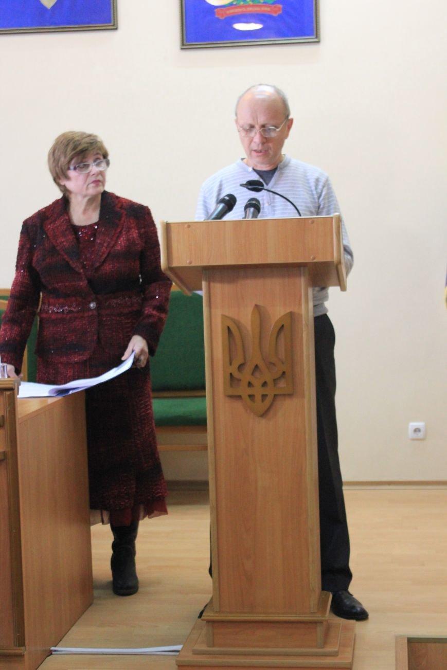 В Артемовском районном совете новый председатель  (ВИДЕО), фото-2