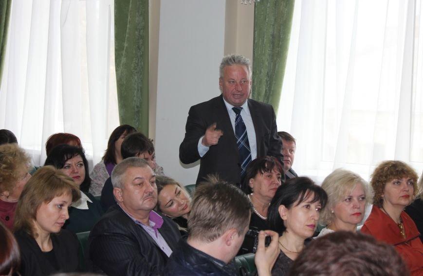 В Артемовском районном совете новый председатель  (ВИДЕО), фото-1