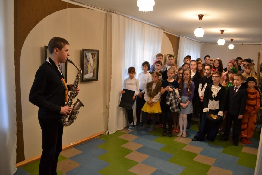 Днепродзержинский театр-студия «Десятый квартал» отпраздновал день рождения, фото-10