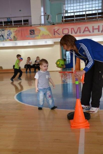 Во Дворце Спорта прошел семейный спортивный праздник (фото) (фото) - фото 1