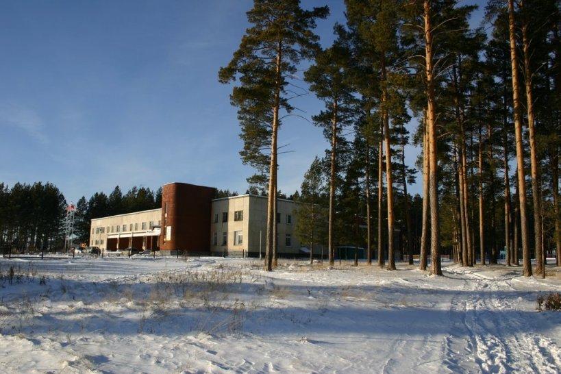 лыжная база