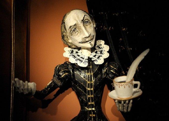 В Гродненском кукольном театре в тестовом режиме начала работу кофейня «Шекспир» (фото) - фото 3
