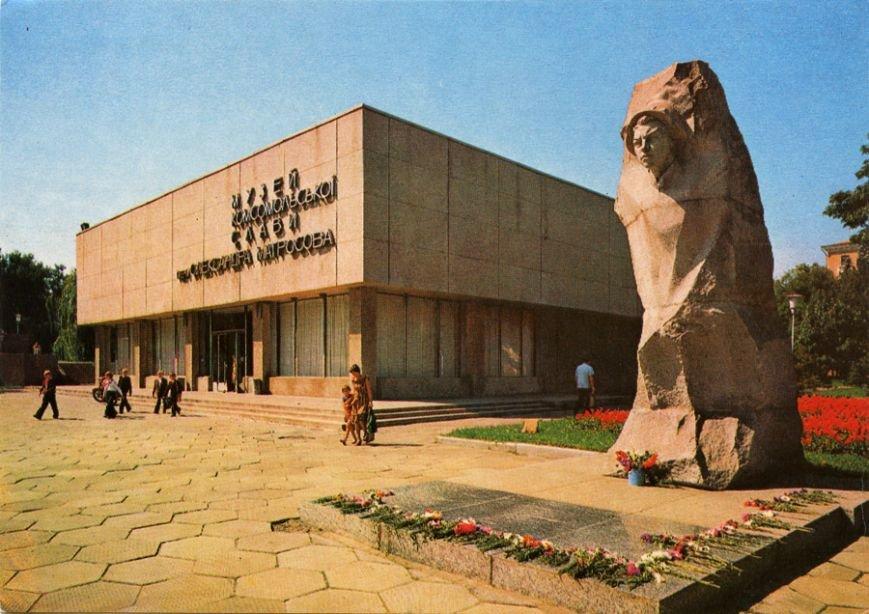 музей матросова