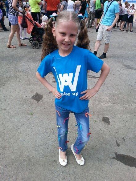 Юная полевчанка примет участие в юбилейном телевизионном конкурсе «Мини мисс Екатеринбурга - 2015» (фото) - фото 1