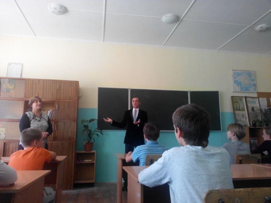 В Алупке школьники обсудили Федеральную программу «Крым наш дом» и свое участие в ней, фото-1