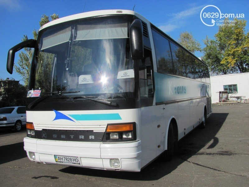 Расписание автобусов ежедневного рейса Мариуполь - Москва - Мариуполь (фото) - фото 1