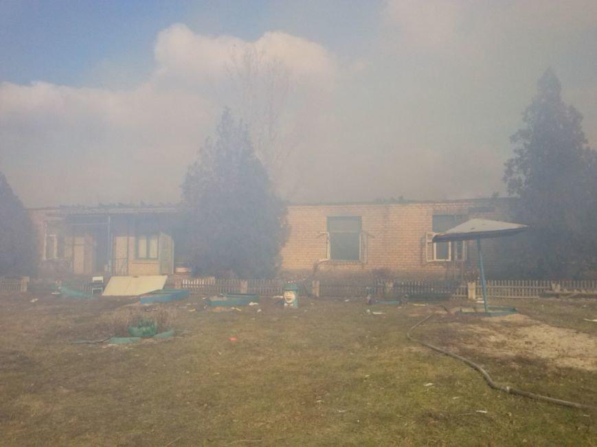 В Запорожской области из огня спасли 32 ребенка, - ФОТО (фото) - фото 1