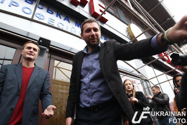 В Киеве депутаты пикетируют ресторан в Доме профсоюзов (ФОТО) (фото) - фото 2