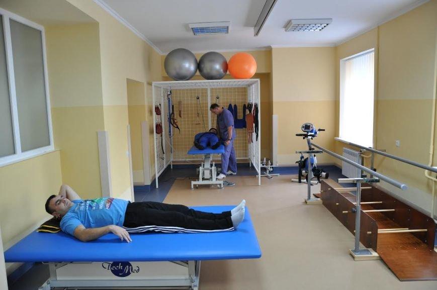 В одній із комунальних лікарень Львова відкрили реабілітаційне відділення (ФОТО+ВІДЕО) (фото) - фото 3