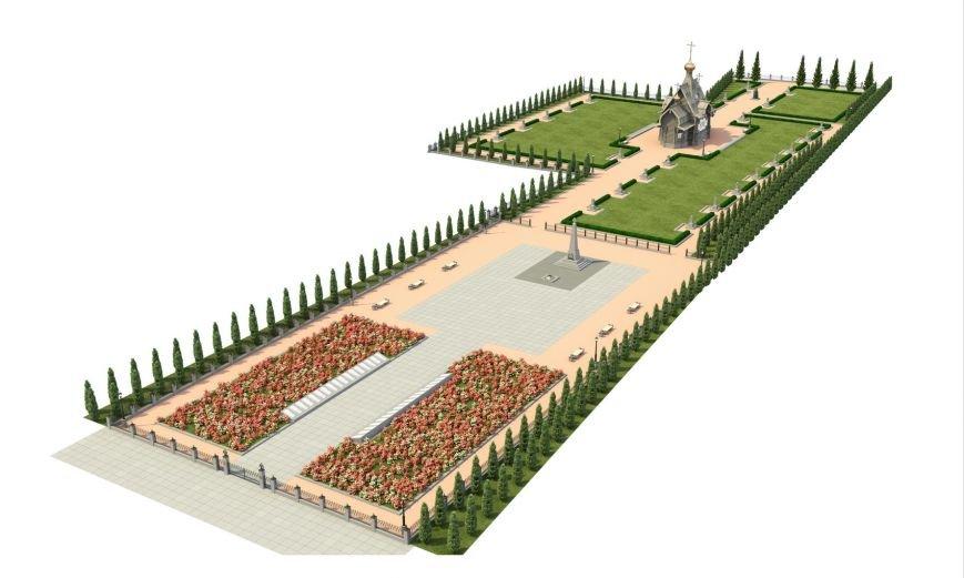 В городе Пушкине появится Мемориальный комплекс «Могила неизвестного солдата Первой мировой войны» (фото) - фото 1