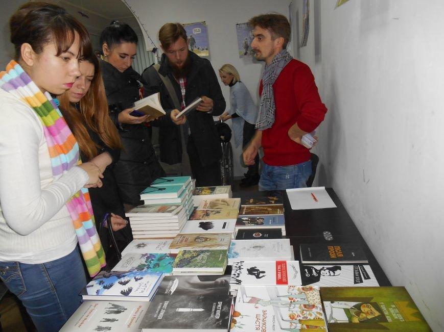 Сьогодні у Слов'янську відбулась презентація книжки Андрія Любки «Карбід» (фото) - фото 3