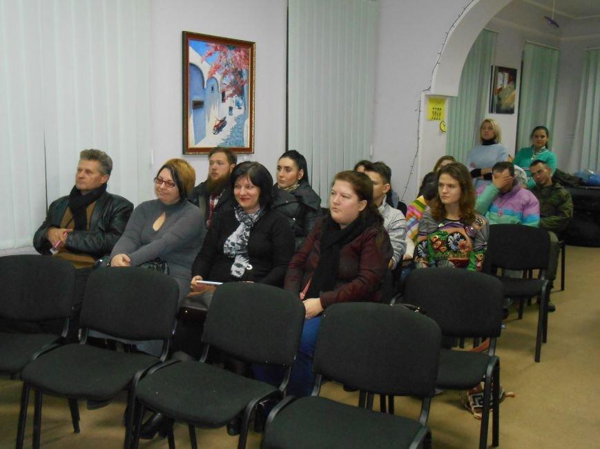 Сьогодні у Слов'янську відбулась презентація книжки Андрія Любки «Карбід» (фото) - фото 4