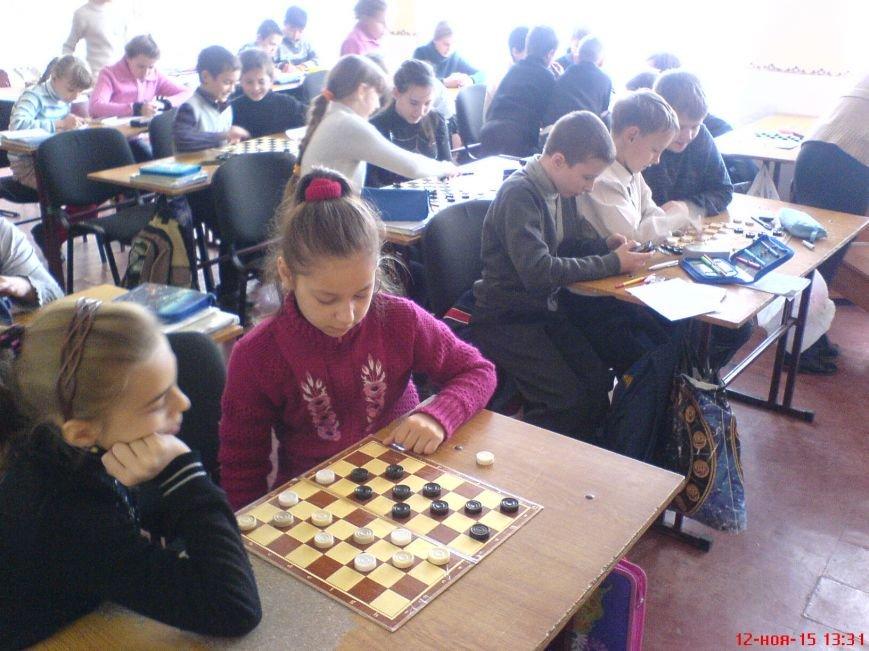 В Красноармейске прошло первенство по шашкам (фото) - фото 1
