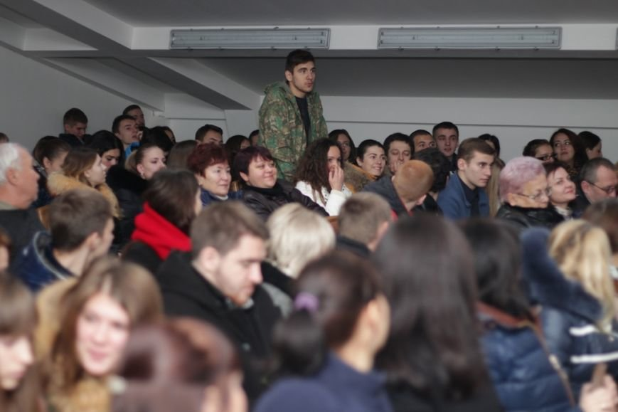 Самые активные студенты будут иметь возможность работать в органах местной власти, - Филатов (фото) - фото 2