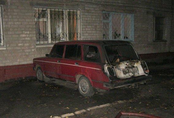 На Полтавщині підпалили одразу три автомобіля (фото) - фото 3