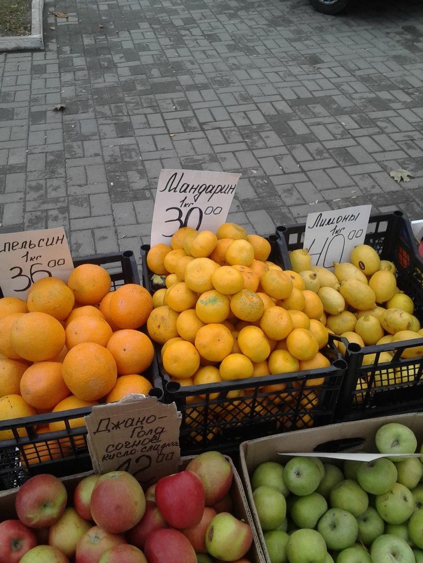 В Мариуполе появляются признаки Нового года (ФОТО), фото-1