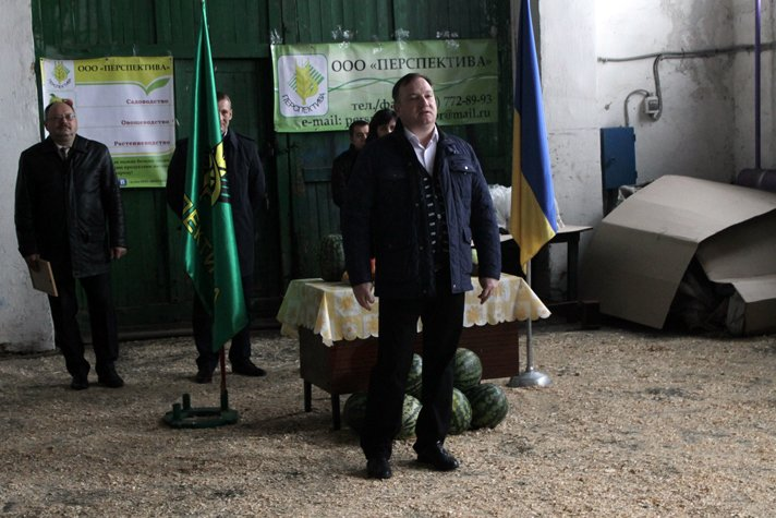 Добропольский районный совет поздравил работников сельского хозяйства, фото-9