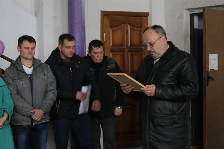 Добропольский районный совет поздравил работников сельского хозяйства, фото-12