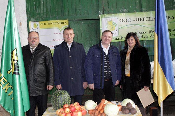 Добропольский районный совет поздравил работников сельского хозяйства, фото-7
