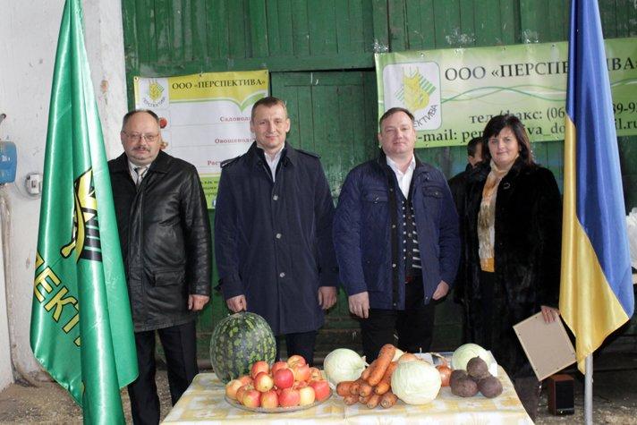 Добропольский районный совет поздравил работников сельского хозяйства, фото-8