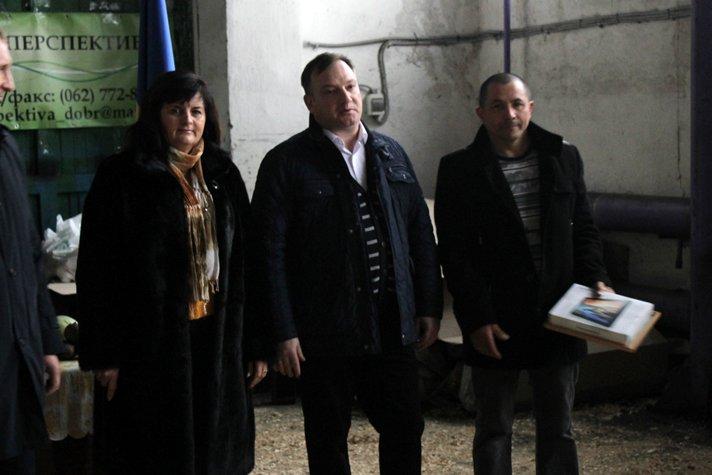 Добропольский районный совет поздравил работников сельского хозяйства, фото-4