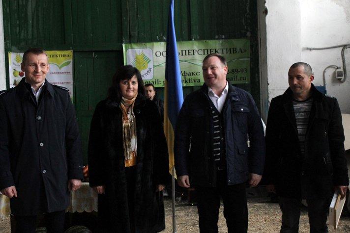 Добропольский районный совет поздравил работников сельского хозяйства, фото-14