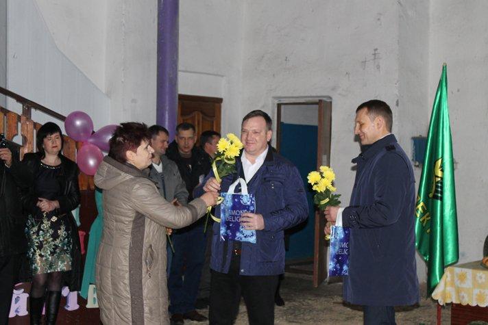 Добропольский районный совет поздравил работников сельского хозяйства, фото-16
