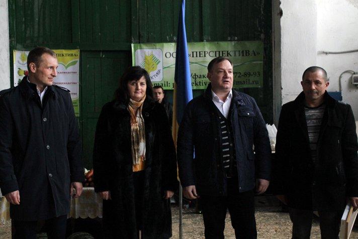 Добропольский районный совет поздравил работников сельского хозяйства, фото-13