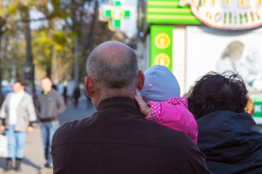 2ad19e5c7804d6aab860c9336a800066 Потеплело: На улицах Одессы повеселело