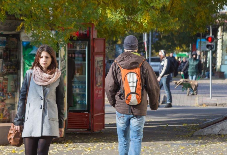 b641cb6dbfa3db0144d1292e2b2024dd Потеплело: На улицах Одессы повеселело