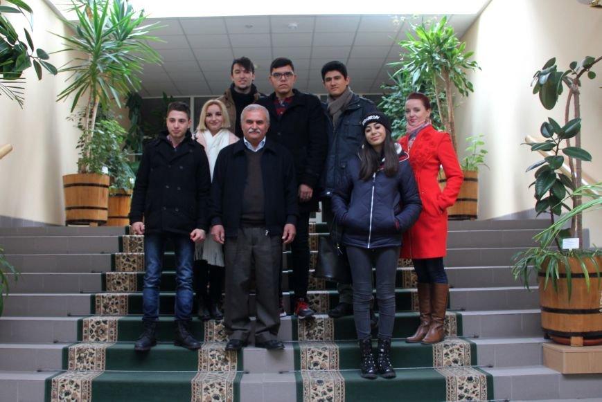 До Сумського НАУ завітали школярі з Туреччини (ФОТО) (фото) - фото 1