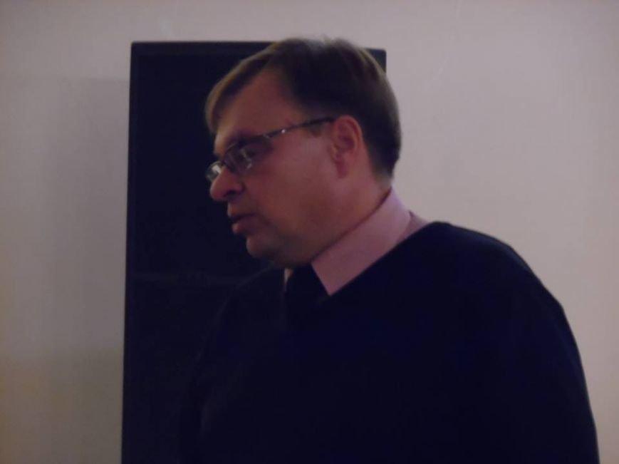 Бердянский художественный музей имени И.Бродского: презентация поэтического слова (фото) - фото 3