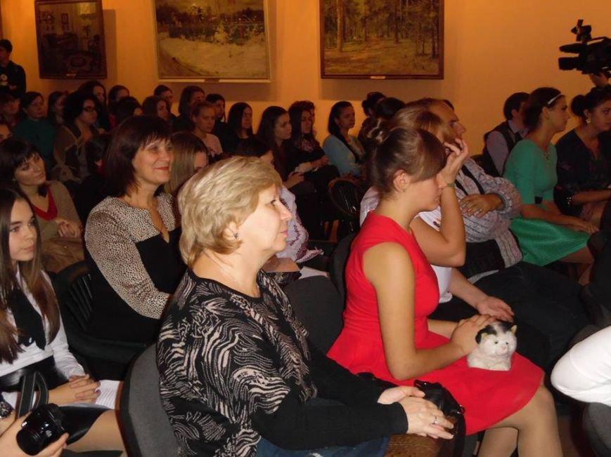 Бердянский художественный музей имени И.Бродского: презентация поэтического слова (фото) - фото 2