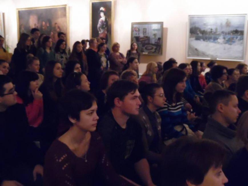 Бердянский художественный музей имени И.Бродского: презентация поэтического слова (фото) - фото 4