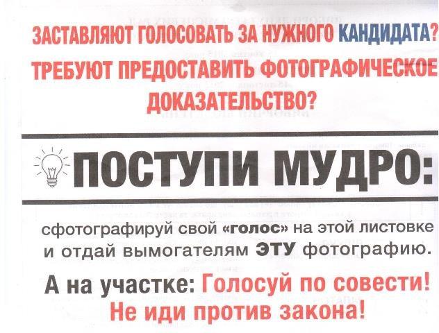 выборы фото2