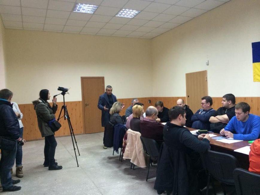 В Мариуполе члены участковых комиссий отказываются работать на выборах 29 ноября (ФОТО, ВИДЕО), фото-3