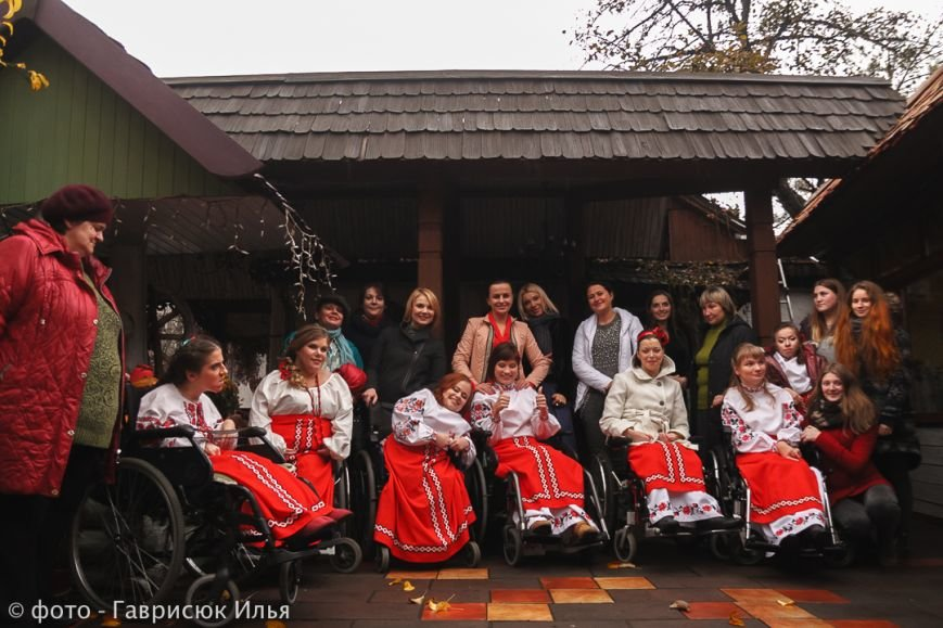 У Житомирі влаштували надзвичайний день для особливих красунь, фото-2