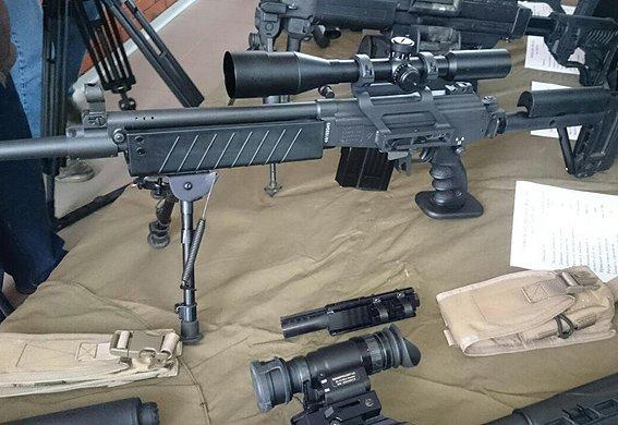 На полигоне под Киевом представили новое вооружение для спецназа (ФОТО, ВИДЕО) (фото) - фото 1