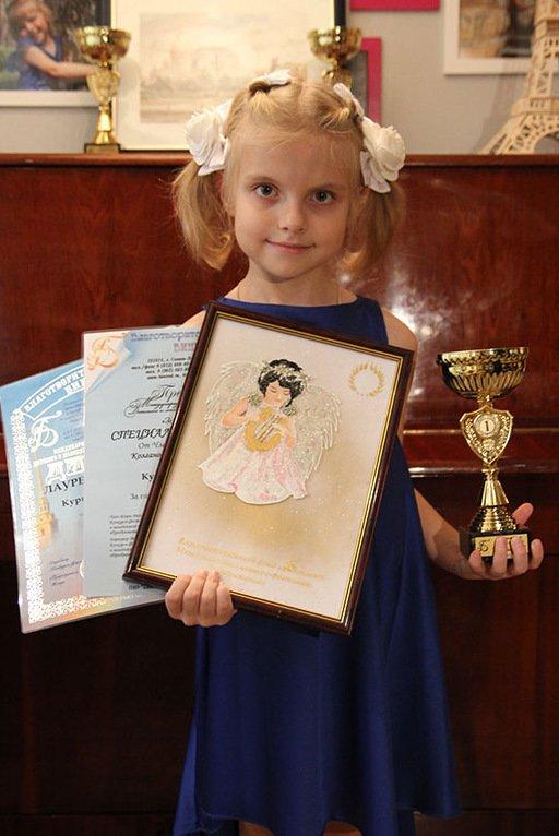 Юная белгородка выиграла международный конкурс детского и молодёжного творчества (фото) - фото 1