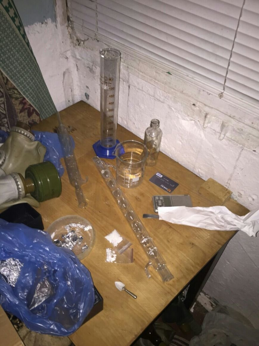 В Киеве задержаны преступники, которые продавали в школах амфетамин (фото) - фото 2